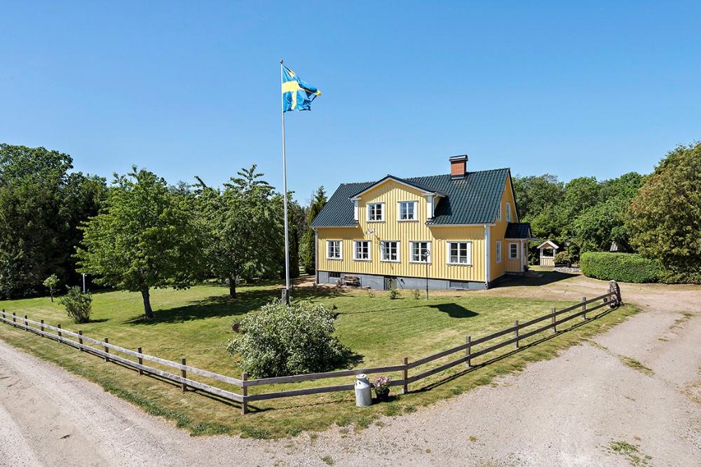 Mjvikstrandsvgen 11 Nttraby karta - unam.net