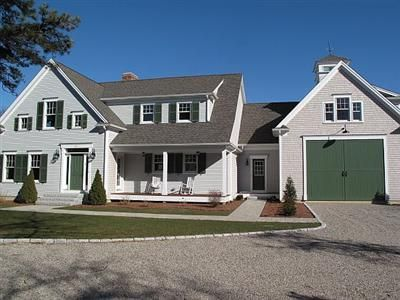 Cape cod additions ideas styles of houses found on cape for Cape cod style house additions