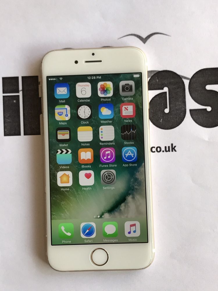 Apple iphone 6 16gb gold unlocked smartphone