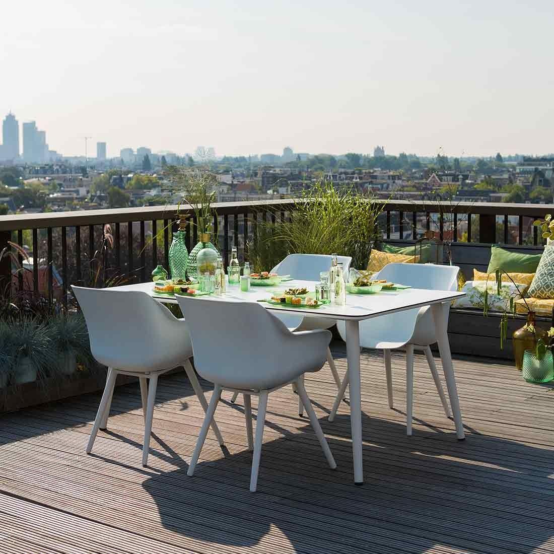 Hartman Sophie Studio Sitzgruppe Sessel 5tlg Tisch 170cm In
