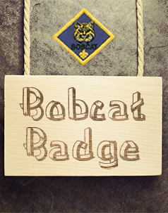 Pin by Sam Houston Area Council on Bobcat Badge Badge