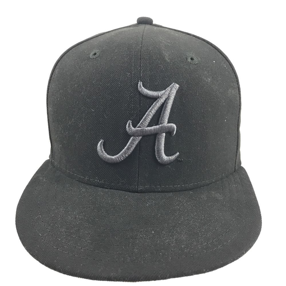 Alabama crimson tide college football black new era