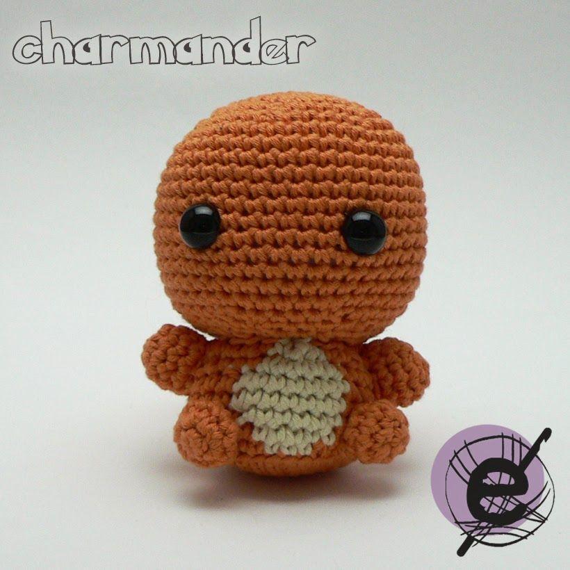 Charmander #charmander #pokemon #amigurumi #crochet   Enganchada ...
