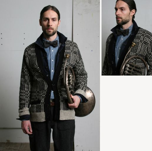 Engineered Garments Fall / Winter 2007 - Fig 1