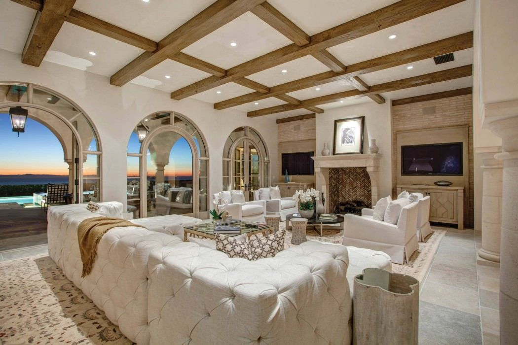 Newport Coast Residence By Meridith Baer Home Homeadore Interior Design Career Mediterranean Homes House Design