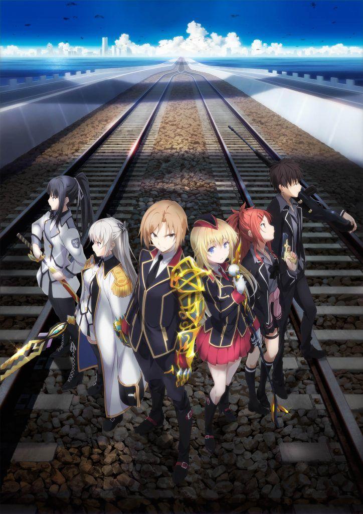 キービジュアル正式版_黒フチなし Anime, Anime character design, Anime