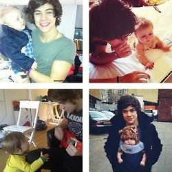 Lux and Harry