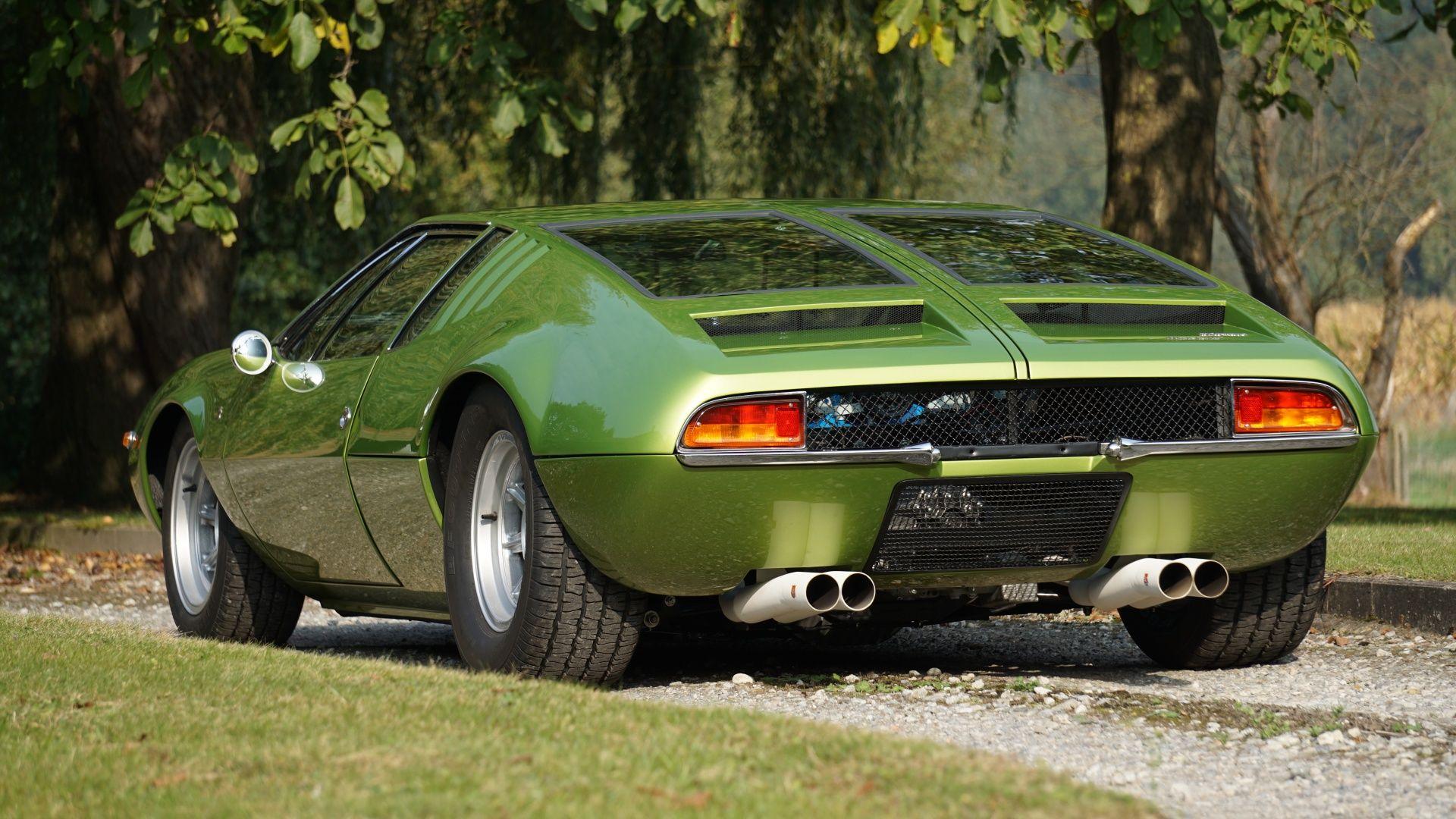 De Tomaso Mangusta >> 1969 De Tomaso Mangusta Classic Driver Market Classic