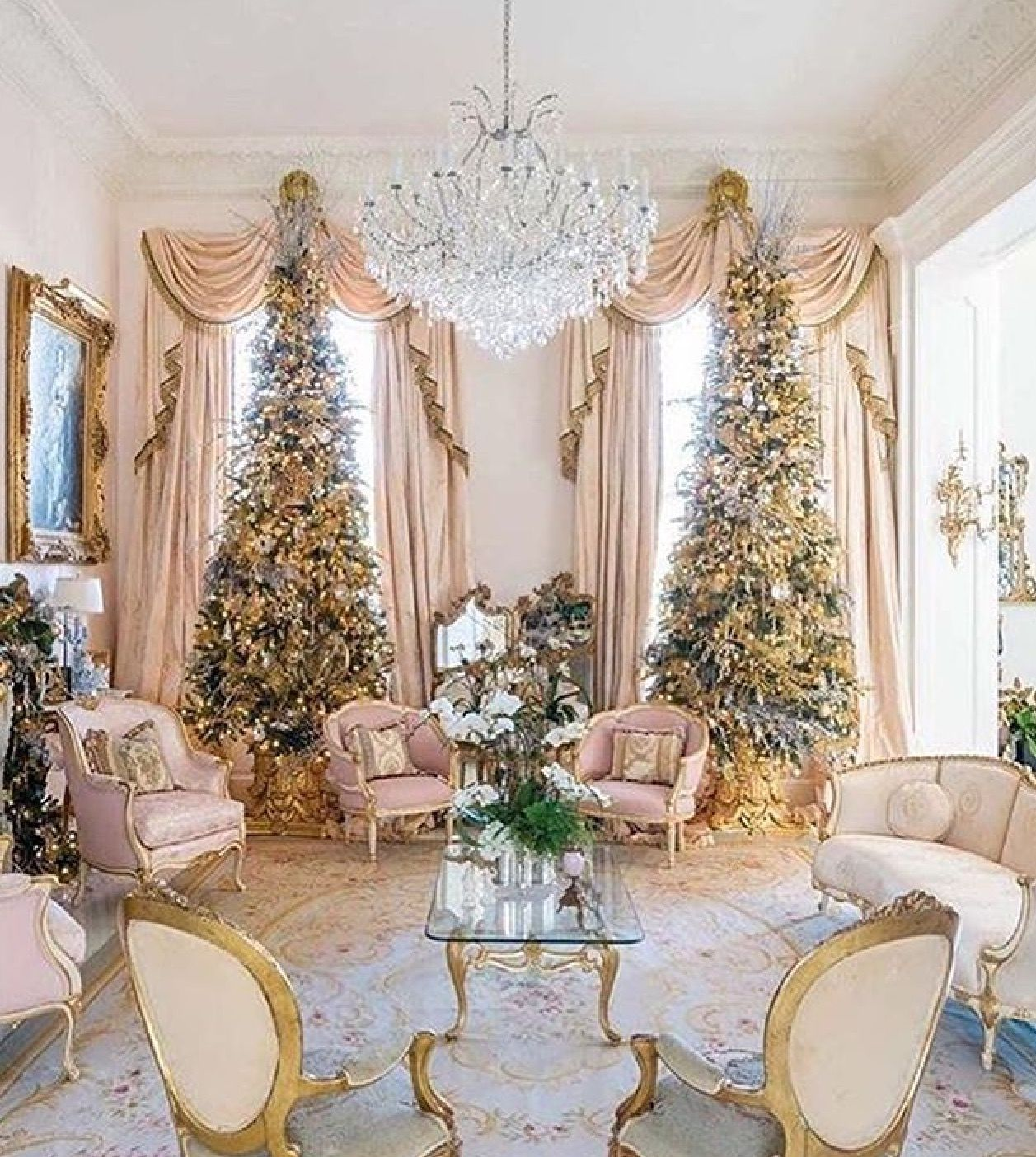 Elegant Southern Christmas: Pin By Carla Steele On CHRISTMAS AT MISS MILLIONAIRESS'S