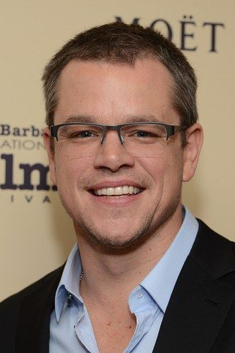 Matt Damon  GoodLooking  Guys  Glasses Matt Damon, Óculos Mens, Homens  Bonitos 232799eb04