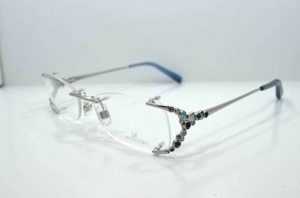 9119873acc NEW AUTHENTIC SWAROVSKI ARTIST SW 5011 016 eyeglasses frame in 2019 ...