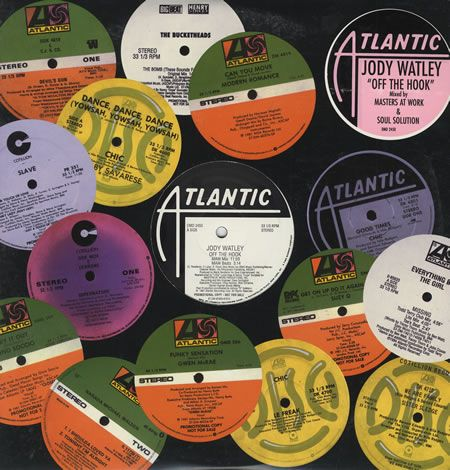 Jody Watley Off The Hook Double Pack Us Promo 12 Vinyl Single 12 Inch Record Maxi Single Tori Amos Rare Vinyl Records Vintage Vinyl Records