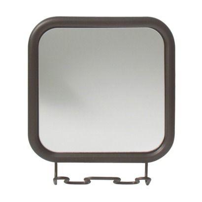 Gentil Interdesign Fog Free Mirror   Bronze