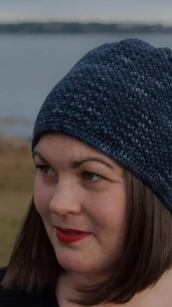 Photo of Crochet Lux Hat – FREE Crochet Pattern