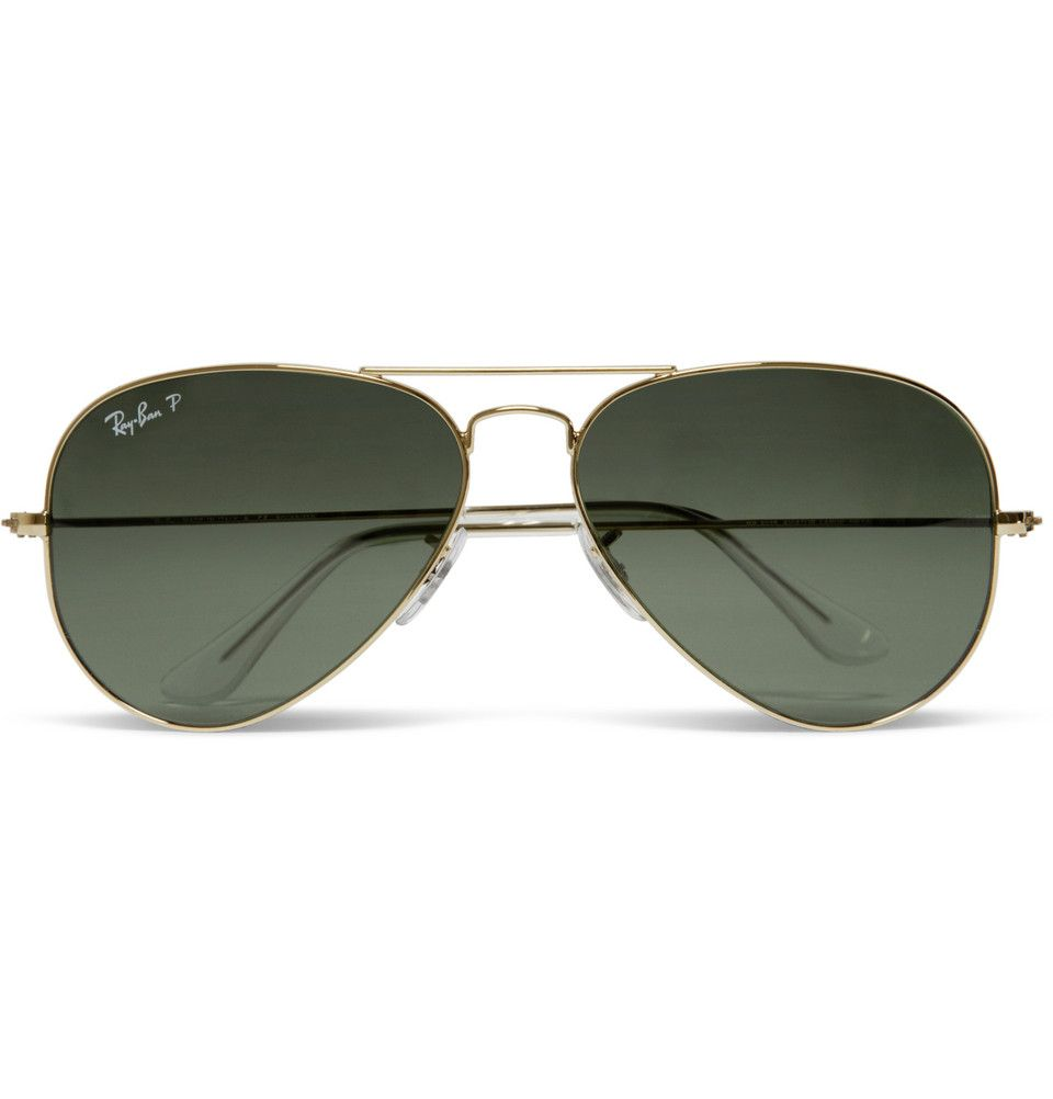 e05d8e7de9 RAY-BAN polarized aviators (rb 3025 aviator large metal 112717 58014 ...