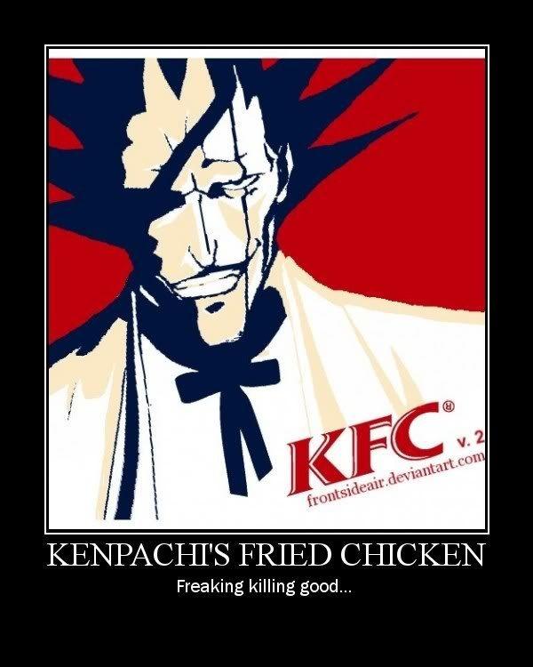 Kenpachi Zaraki Bleach Kenpachi Zaraki Bleach Anime Bleach