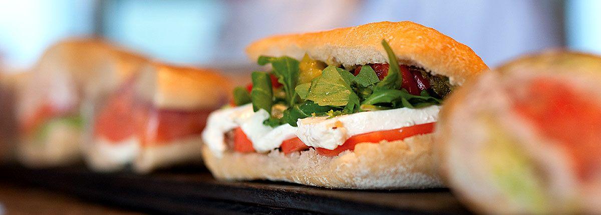 The Carnival Deli | Sandwiches & Wraps | Carnival Cruise ...