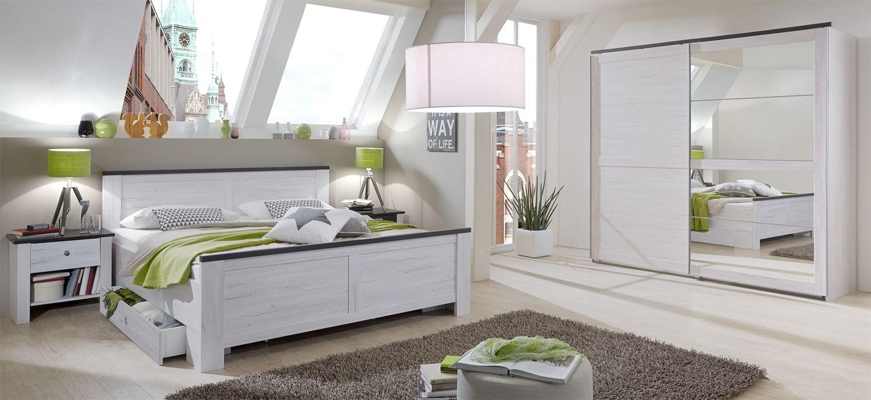 Schlafzimmer Komplett Aus Holz | Kiefer Möbel Info Kiefern Möbel ...