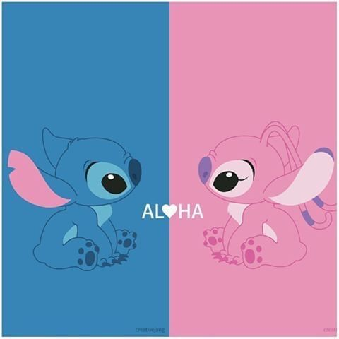 Stich And Angel In 2019 Stitch Angel Disney Wallpaper