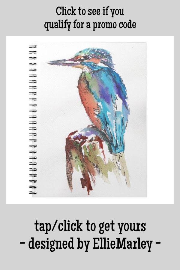 Pin By Sanne Schoemaker On Slaapkamer Monogram Notebook Custom Notebooks Kingfisher