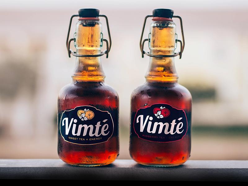 Vimt'e - An Italian Ice-Tea Energy Drink by Steven Anthony