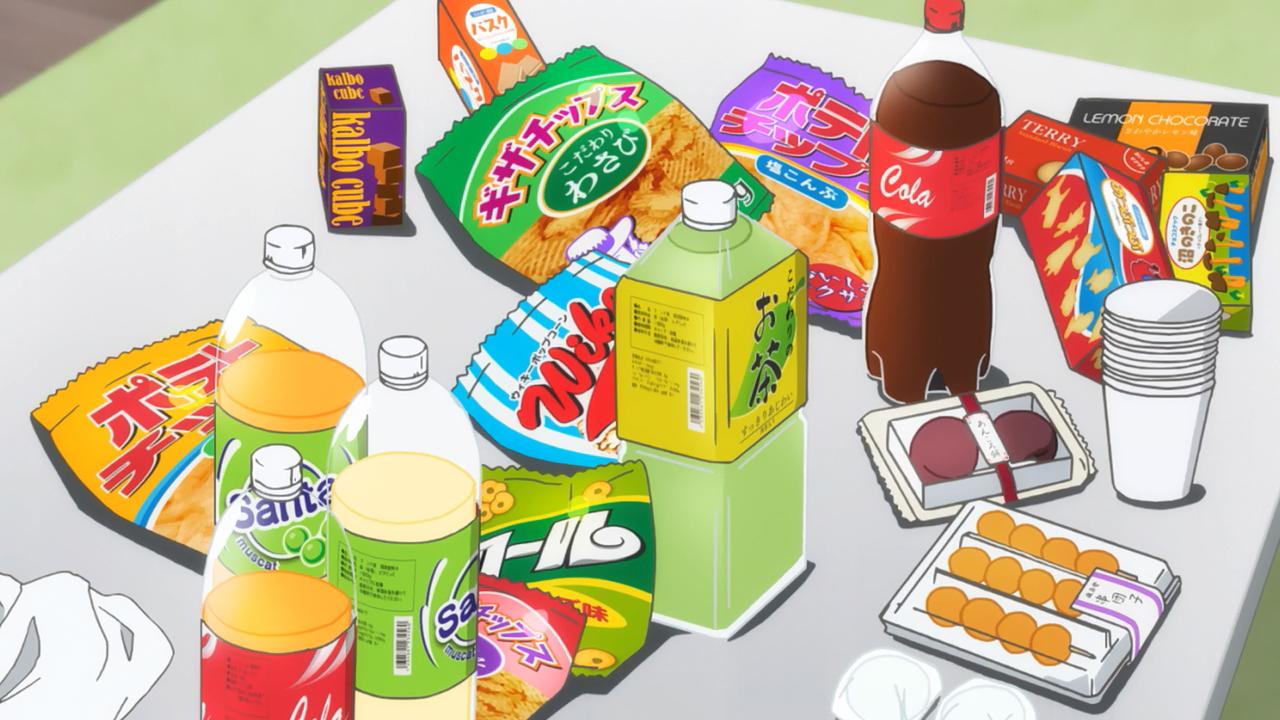 Anime Food Food Illustrations Food Food Drawing