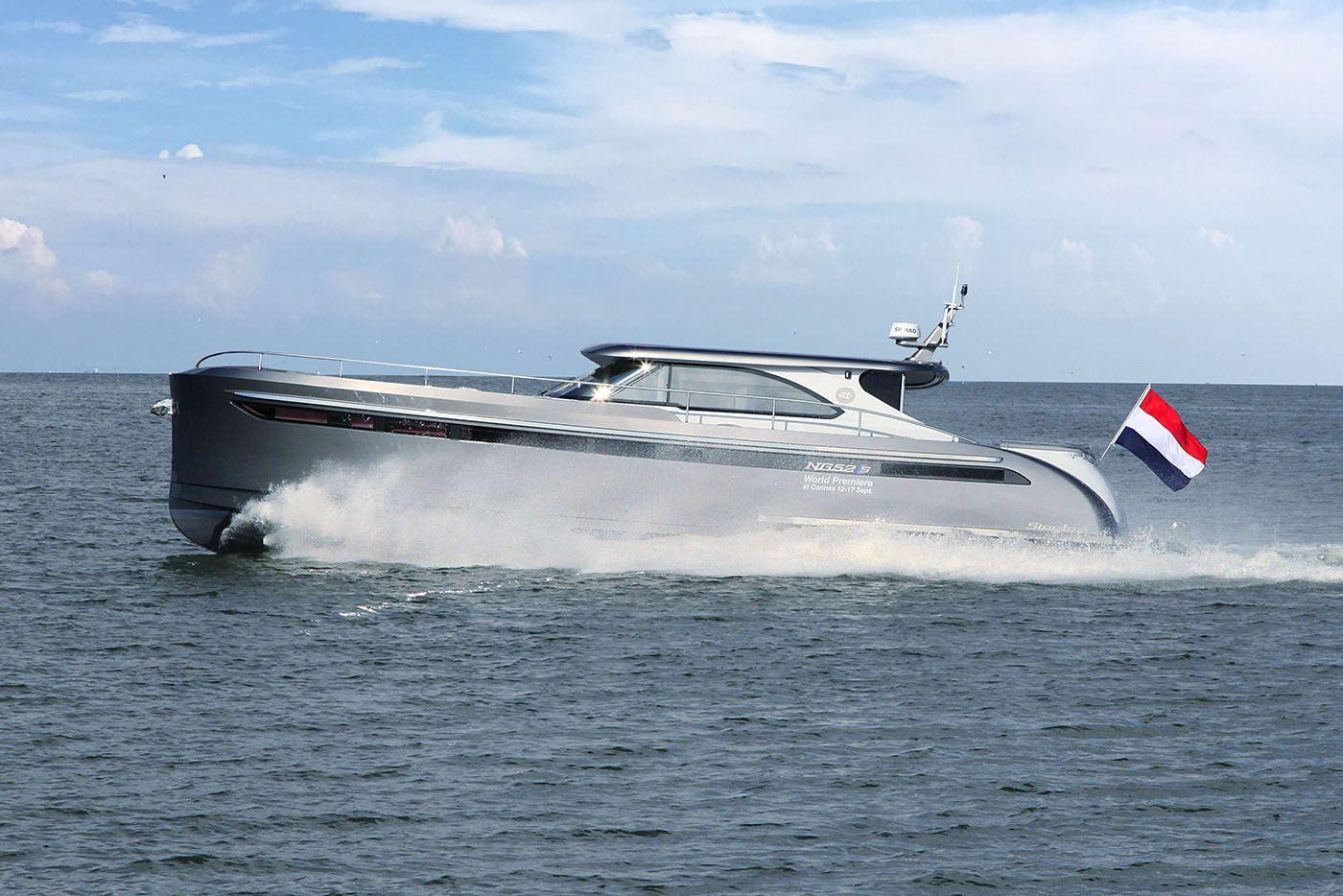 Steeler Yachts - Models - Steeler ng 52 s offshore   Boats   Boat