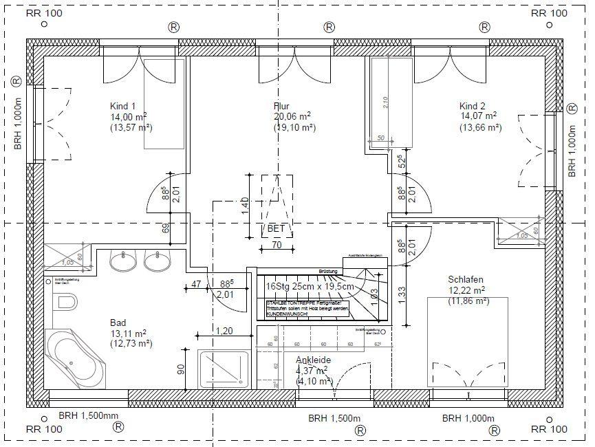 Einfamilienhaus grundriss ohne keller  Das Haus | Hausbau in Strausberg / Brandenburg - Loxone ...