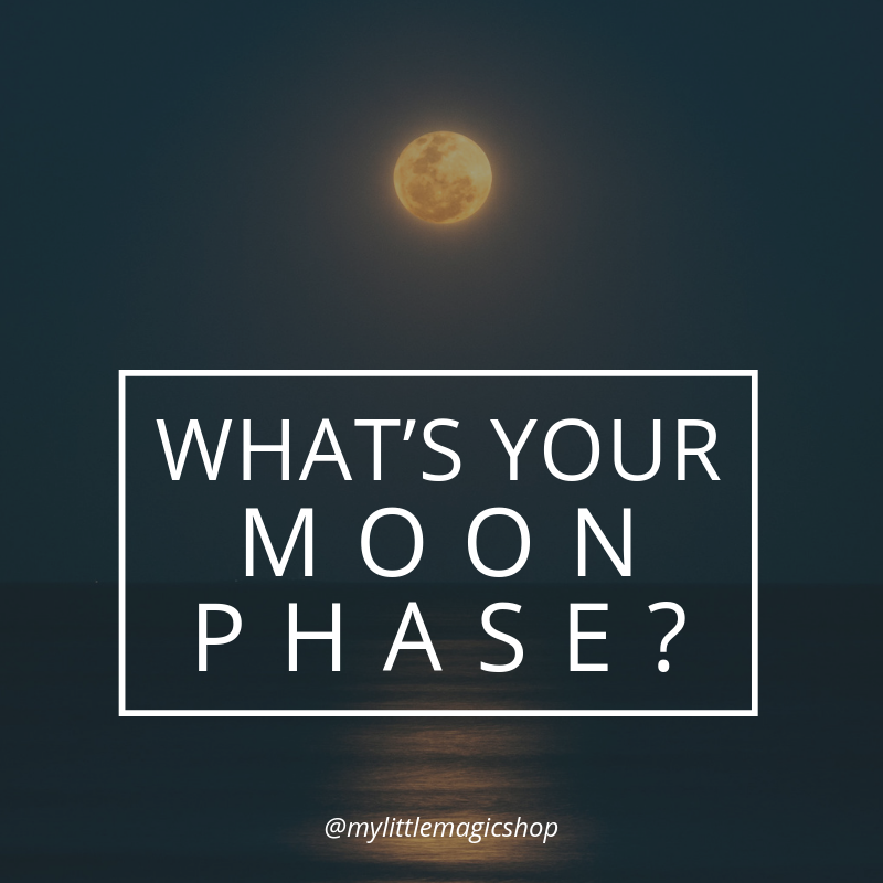 What does waning and waxing moon mean