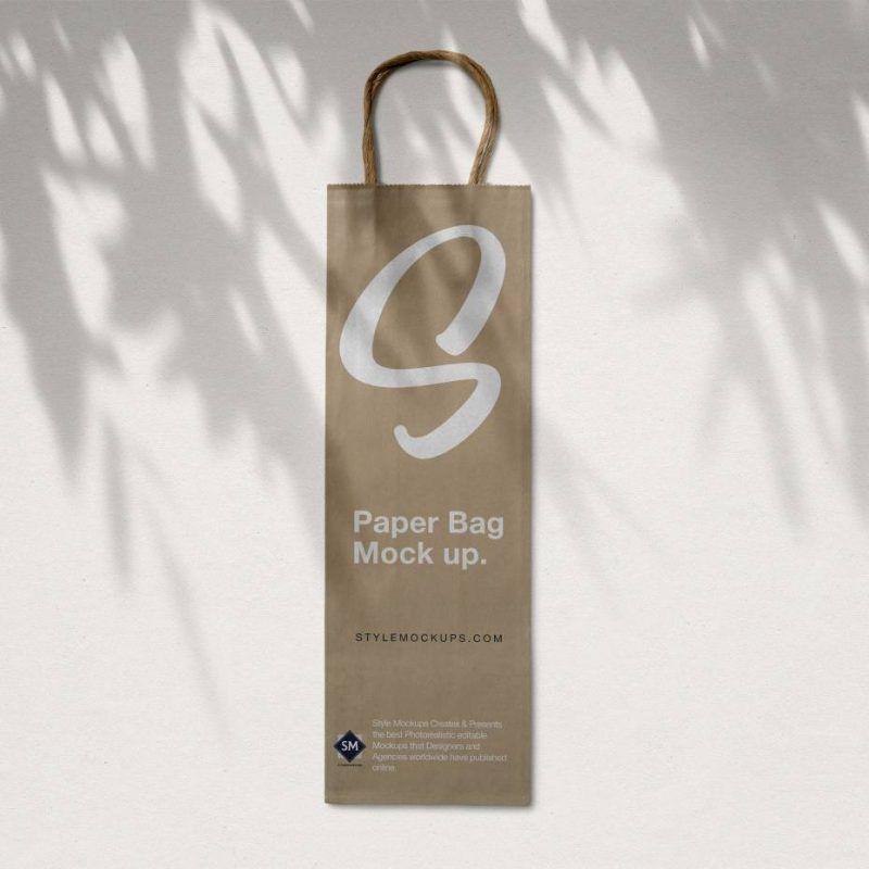 Download Free Psd Brown Paper Bag Mockup Bag Mockup Free Mockup Mockup Free Psd