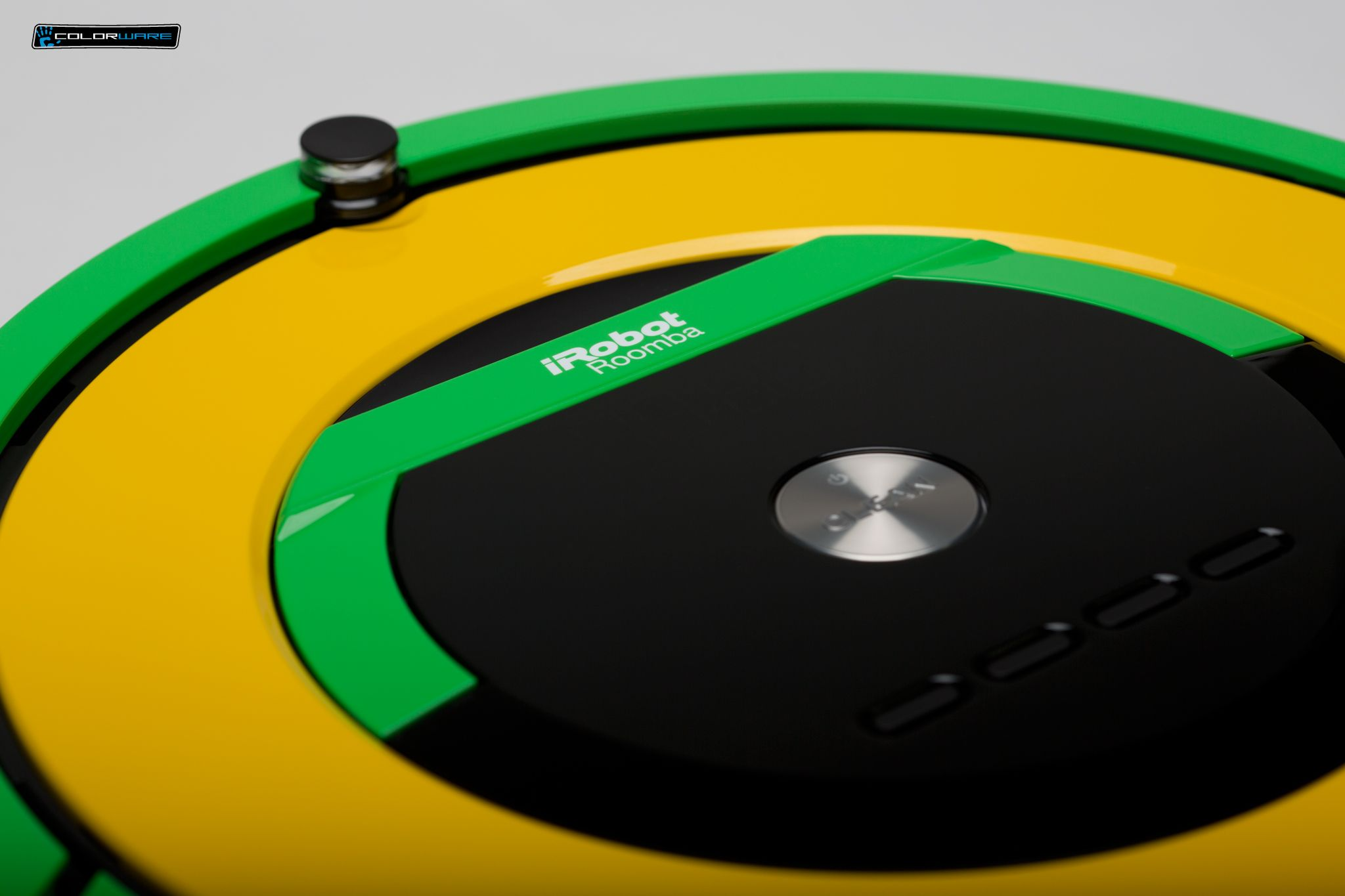 Make your day a little easier with a #custom #iRobot #Roomba!