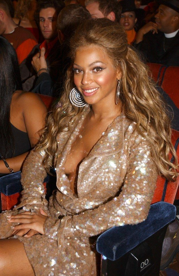 She is a source of light, a glimmer of hope, a glittery ball of perfection. | 94 Reasons The VMAs Have ALWAYS Been About Beyoncé