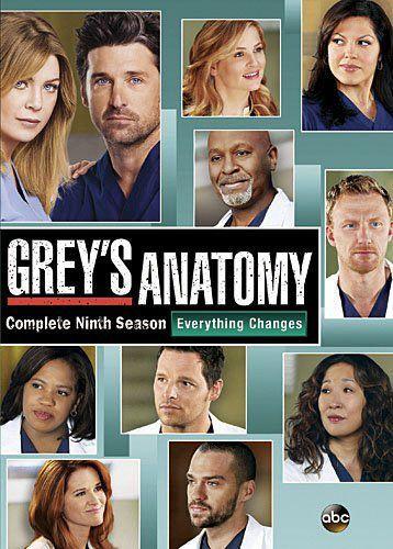 Grey\'s Anatomy: Season 9 | grey | Pinterest | gute Filme, Filme ...