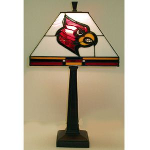Lamp Table Stained Glass Jd Becker Stores University Of