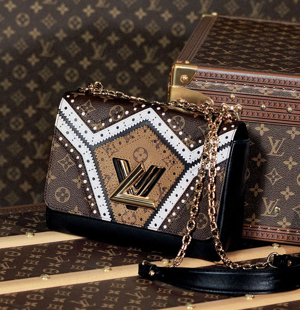 louis vuitton designer 2017. louis vuitton\u0027s fall 2017 ad campaign is jam packed with brand new bags vuitton designer