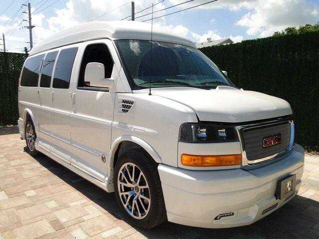 Pin By Jon Samuel On Conversion Vans In 2020 Chevy Van Mini Van