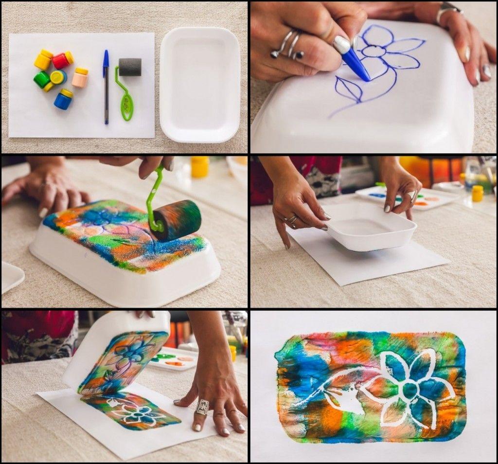 Armario Definicion Arquitectura ~ Técnicas de pintura para crianças u2013 Técnicas Artesanais Pintura para Crianças Pintura para