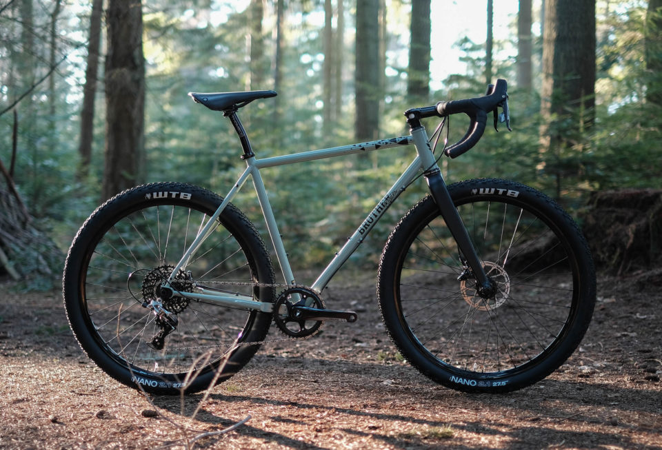 Say Hello To The Brother Cycles Mehteh Gravel Bike Bikepacking