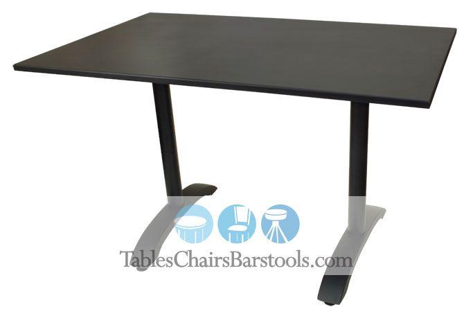 Luxury Black Bar top Table