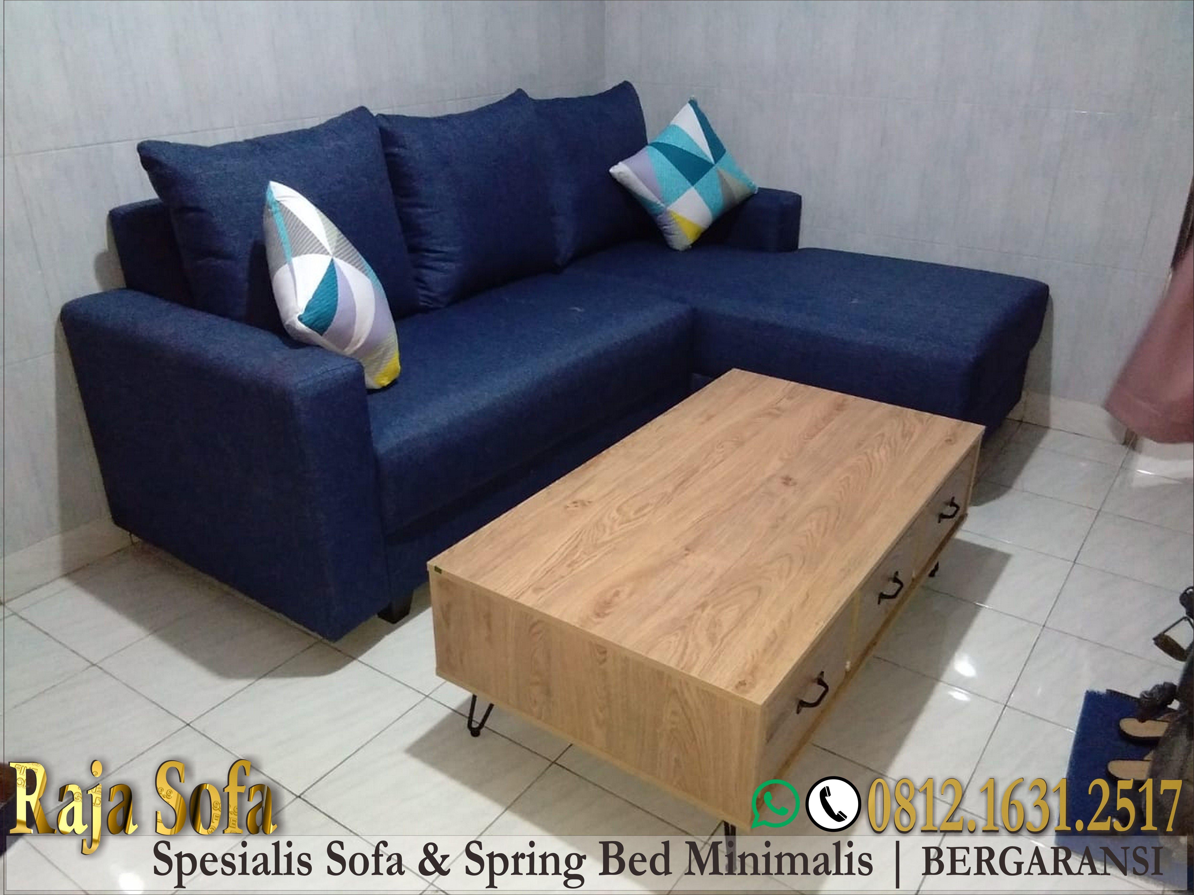 Sofa Minimalis Buat Ruang Tamu Kecil, Sofa Minimalis Buat Rumah Kecil, WA  0812.1631.2517 | Sofa, Minimalis, Rumah Kecil