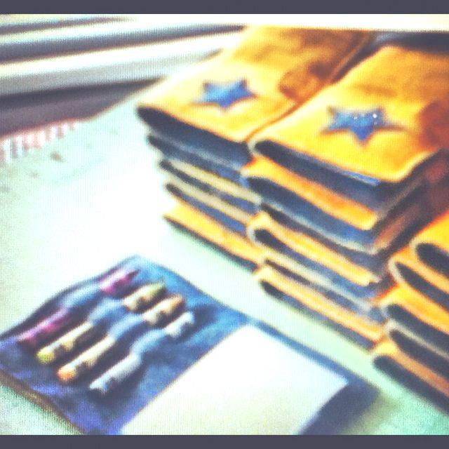 DIY notebook!!;)