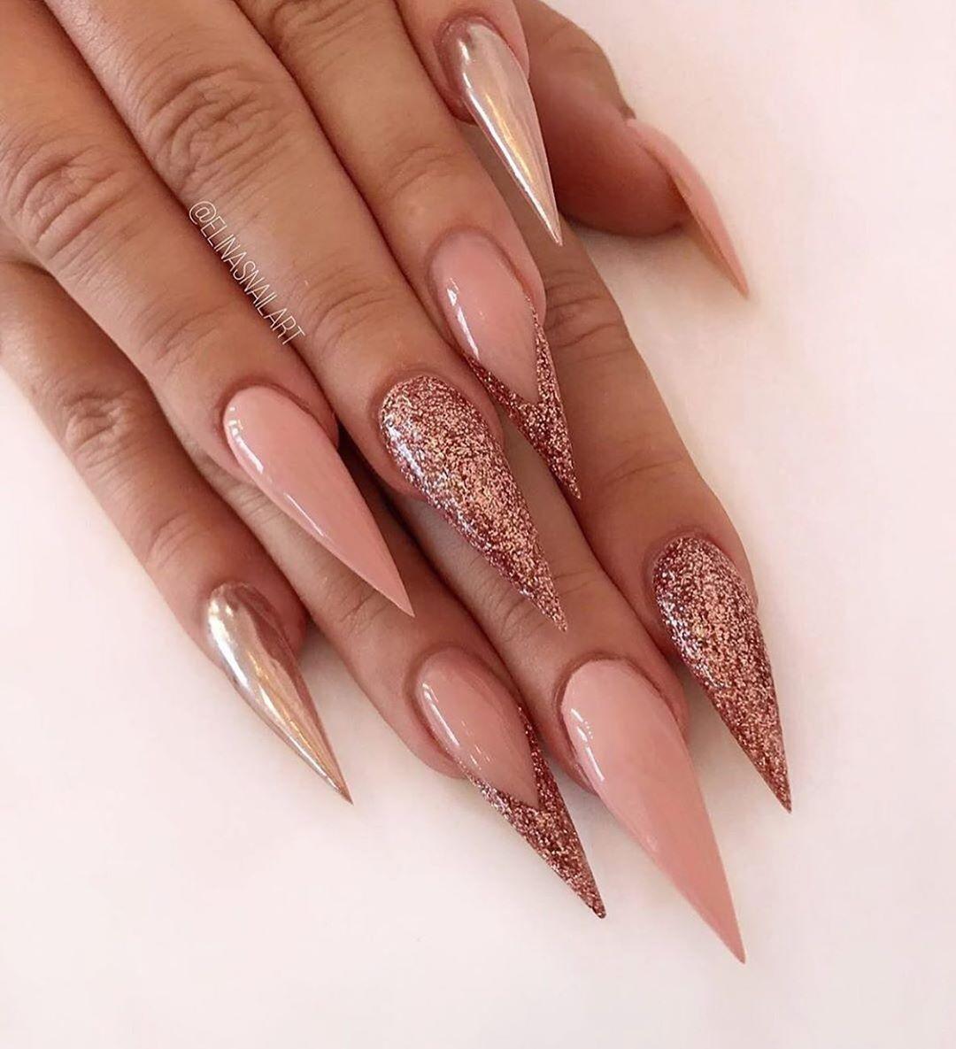 Follow Us Beauty Nails Inspo Stylishnaails Stylishnaails