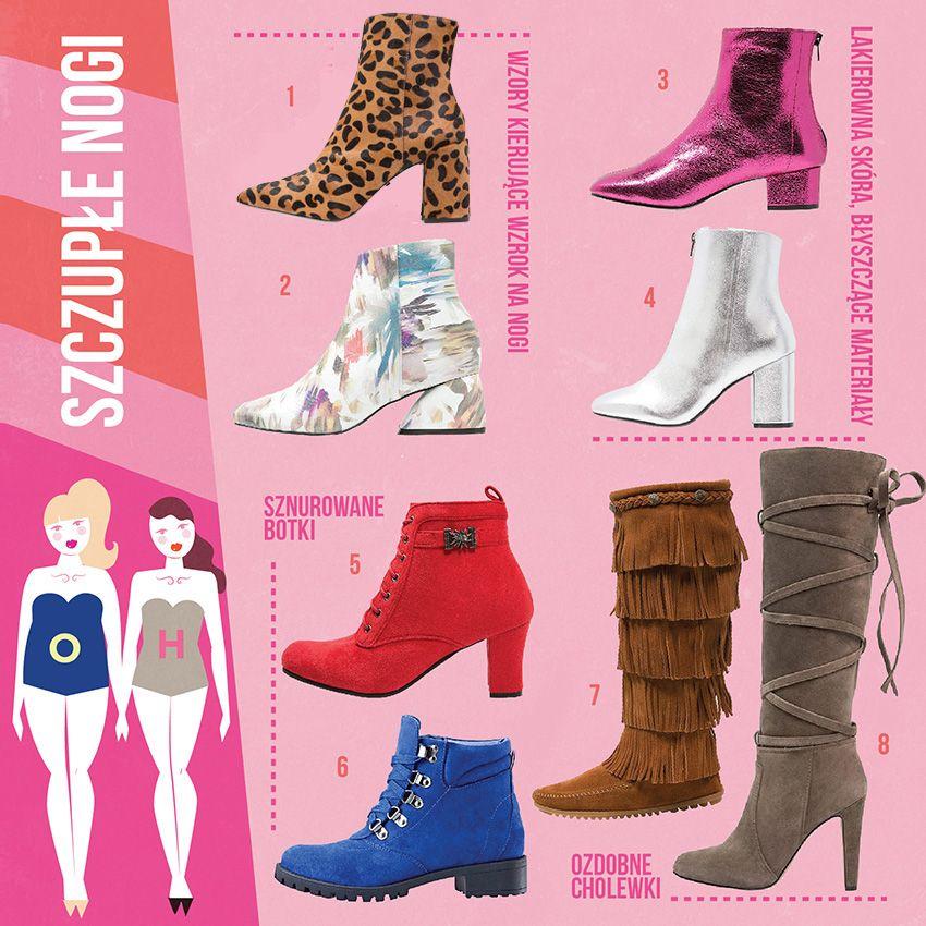 Trendy Jak Wybrac Idealne Zimowe Buty Botki Czy Kozaki Macademian Girl Boots Shoes Ankle Boot