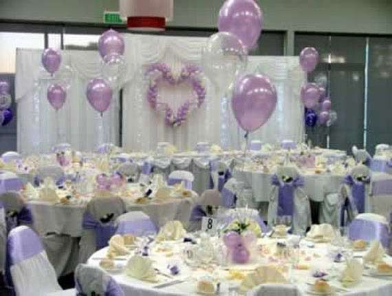 Wedding Decoration Ideas With Balloons Goes Wedding Wedding