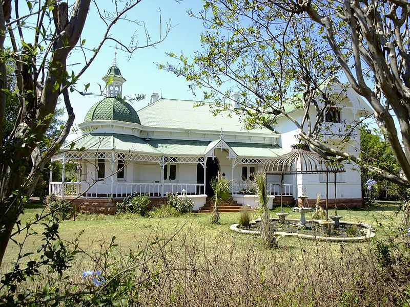 Fountain Villa Hendrik Potgieter Street Klerksdorp Type Of Site