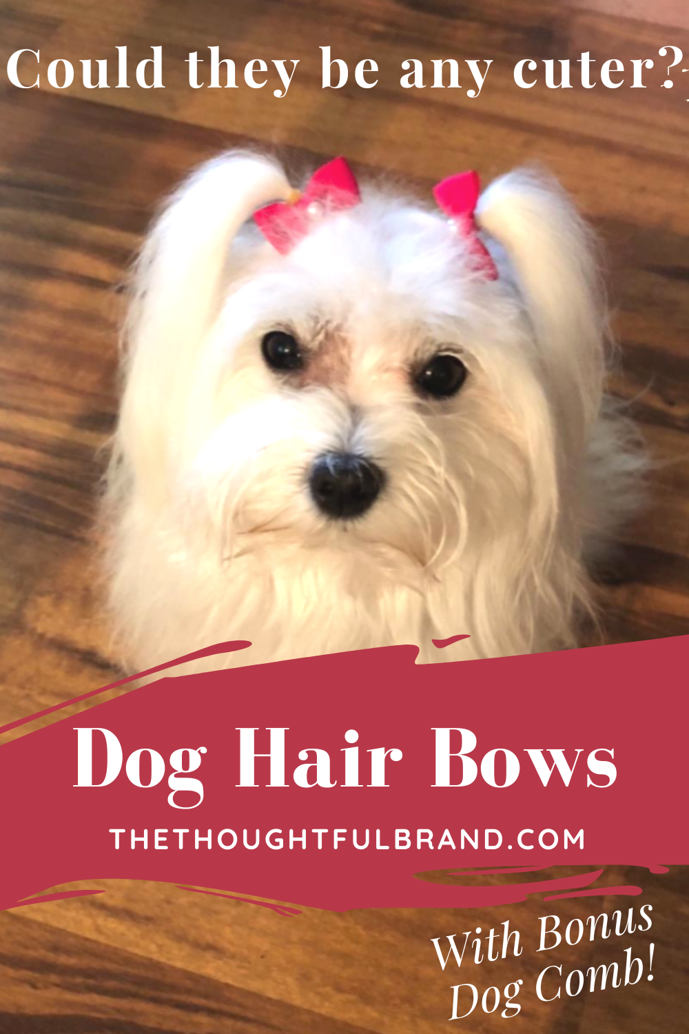 Puppy and Paws Hair Band