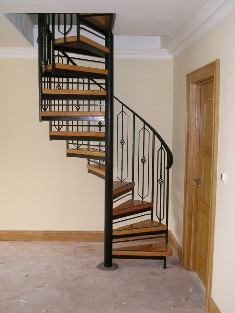Awesome Victorian Spiral Staircase Carpenterstown Image 19