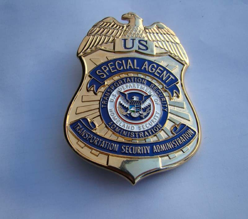 US Department of Homeland Security Transportation Security