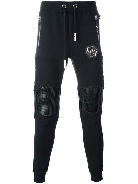 33667b44d53 Philipp Plein Gold Card track pants | Philipp Plein in 2019 | Mens ...