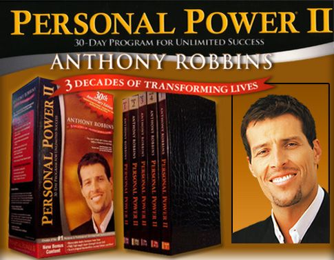 The Audio Book and eBooks: PERSONAL POWER II The Driving